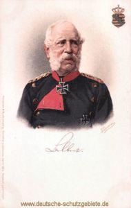 König Albert von Sachsen