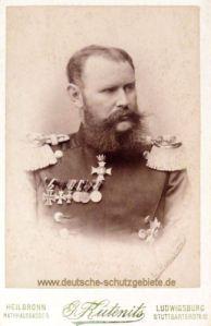 König Wilhelm II. von Württemberg