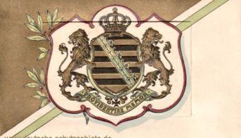 Königreich Sachsen