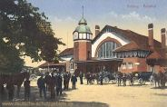 Kolberg, Bahnhof