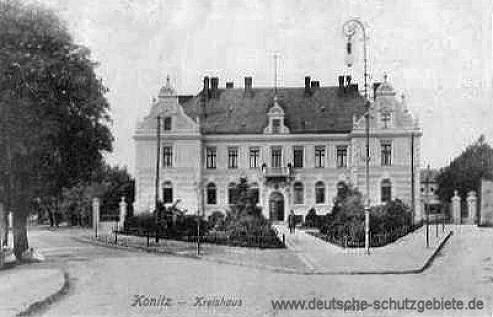 Konitz, Kreishaus