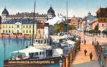 Konstanz, Am Hafen