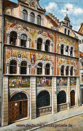Konstanz, Rathaus