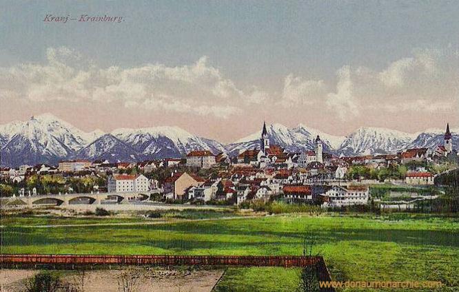 Krainburg - Kranj