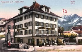 Küssnacht am Rigi, Hotel Adler