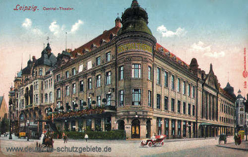 Leipzig, Central-Theater