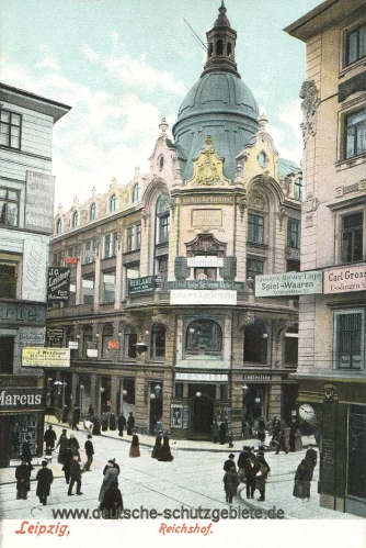 Leipzig, Reichshof