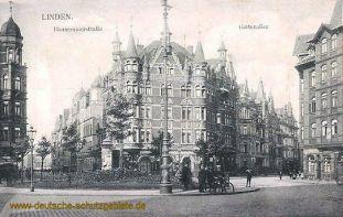 Linden, Haasemannstraße, Gartenallee