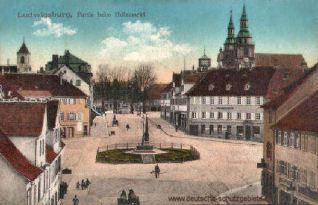 Ludwigsburg, Holzmarkt