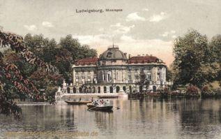 Ludwigsburg, Monrepos