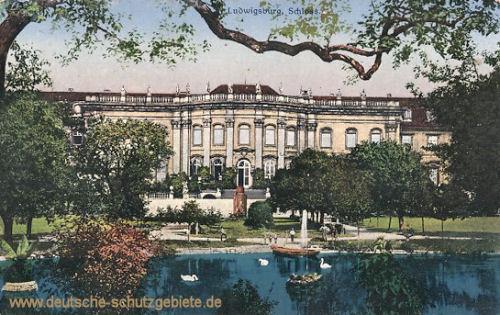 Ludwigsburg, Schloss