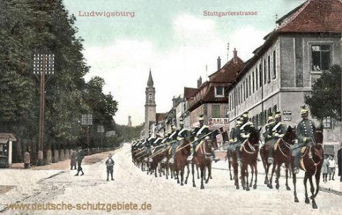 Ludwigsburg, Stuttgarterstraße