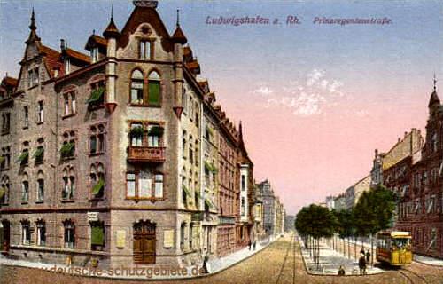 Ludwigshafen, Prinzregentenstraße