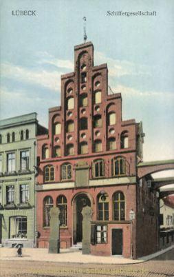 Lübeck, Schiffergesellschaft