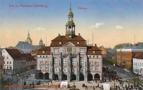 Lüneburg, Rathaus