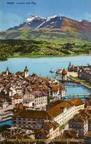Luzern und Rigi