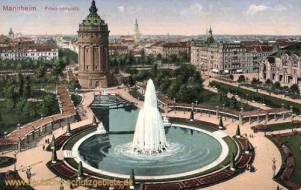 Mannheim, Friedrichsplatz