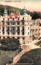 Marienbad, Hotel Stern