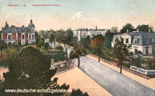 Meerane i. S., Schwanefelderstraße