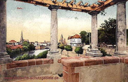 Metz, Ansicht