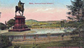 Metz, Denkmal Kaiser Wilhelm I.