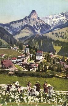 Montreux, Les Avants Saison des Narcisses