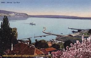 Morat (Murten), Le Port