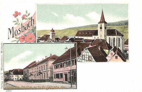 Mosbach in Baden, Kirche