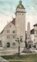 Mosbach, Rathaus