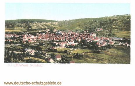 Mosbach in Baden
