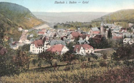 Mosbach in Baden, Total