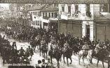 Mülhausen, Einmarsch der französischen Armee am 17. November 1918