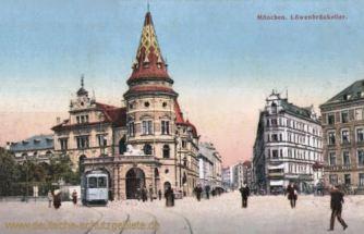 München, Löwenbräukeller