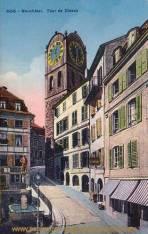 Neuchâtel, Tour de Diesse