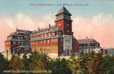 Neues Fichtelberghaus (1214 m)