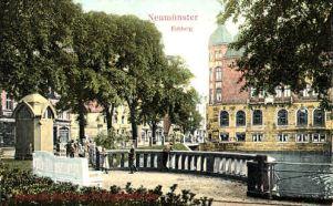 Neumünster, Kuhberg