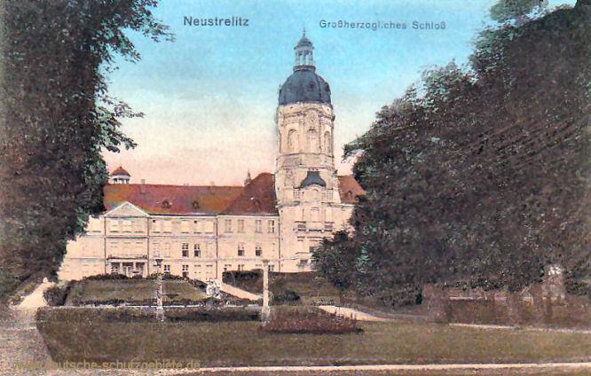 Neustrelitz, Großherzogliches Schloss