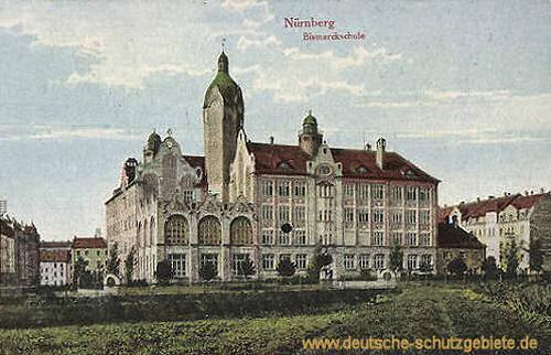 Nürnberg, Bismarckschule