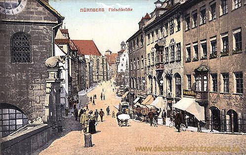 Nürnberg, Fleischbrücke