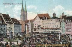 Nürnberg, Grüner Markt