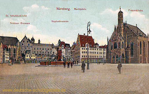 Nürnberg, Marktplatz