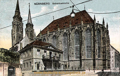 Nürnberg, Sebalduskirche