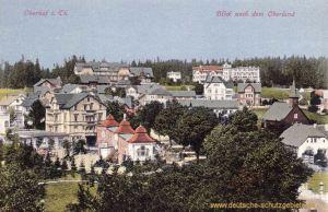 Oberhof, Blick nach dem Oberland