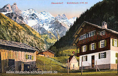 Oberstdorf, Einödsbach