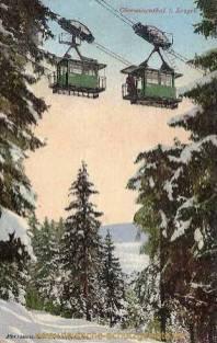 Oberwiesenthal, Personen-Seil-Schwebebahn