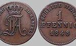 Oldenb.-Birkenfeld - 1 Pfennig, 1848