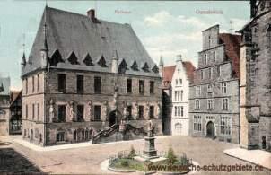Osnabrück, Rathaus
