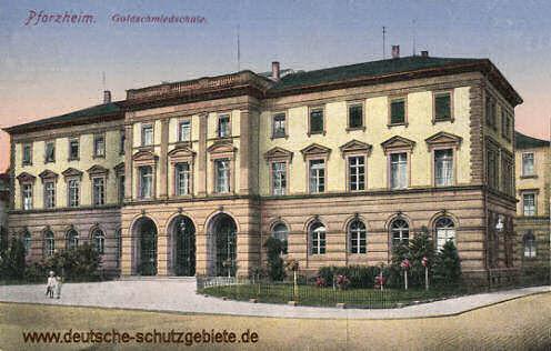Pforzheim, Goldschmiedeschule