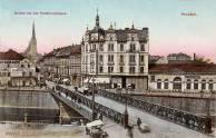 Pilsen, Brücke bei der Poděbradstraße