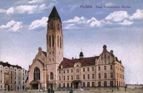 Pilsen, Neue Dominikaner Kirche